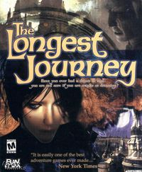 THE LONGEST JOURNEY PC GAME! FULL ΕΚΔΟΣΗ
