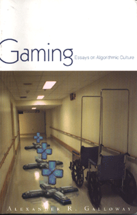 gaming essays on algorithmic Buy gaming: essays on algorithmic culture (electronic meditations series) by alexander r galloway (isbn: 9780816648511) from amazon's book store everyday low.