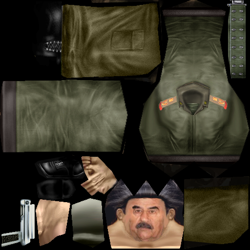 Quest for Saddam - Saddam.png